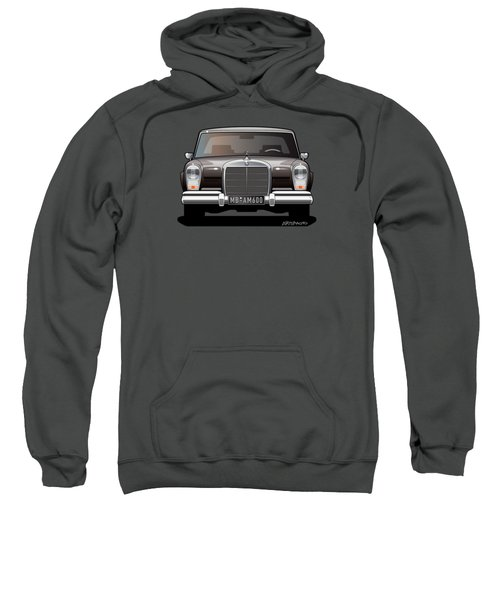Euro Classic Series Mercedes-benz W100 600 Sweatshirt