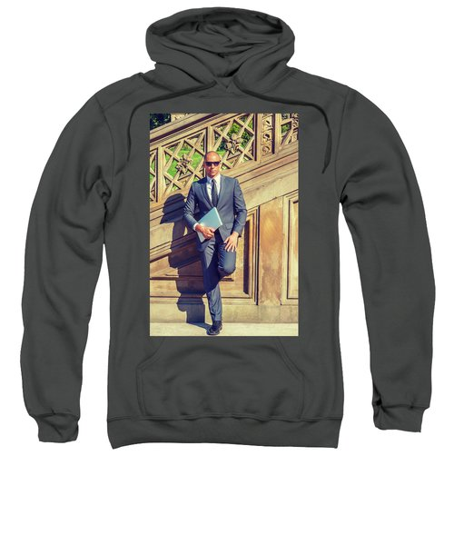 European Professional Travels, Works In New York Sweatshirt