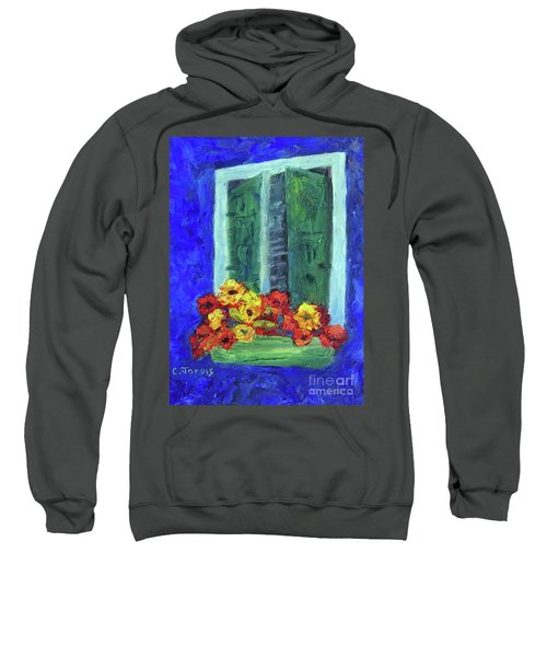 European Window Box Sweatshirt