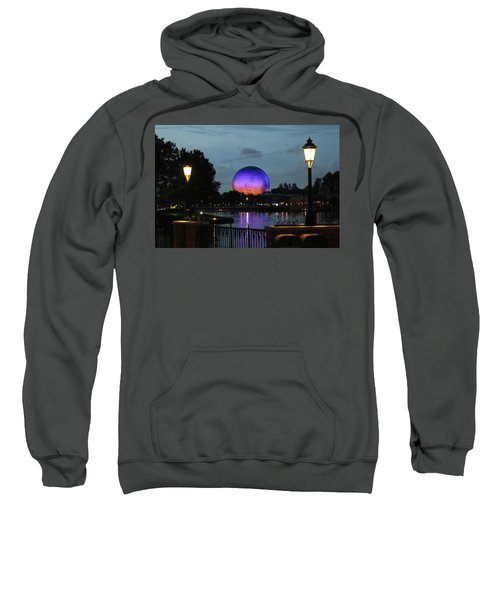 Evening At Epcot Sweatshirt