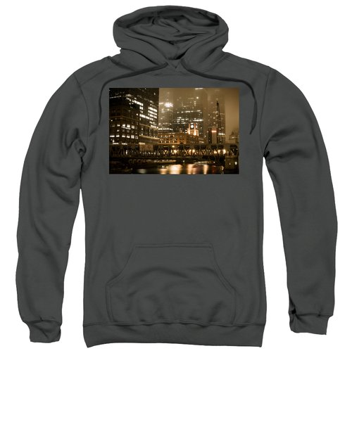 Evening In The Windy City Sweatshirt