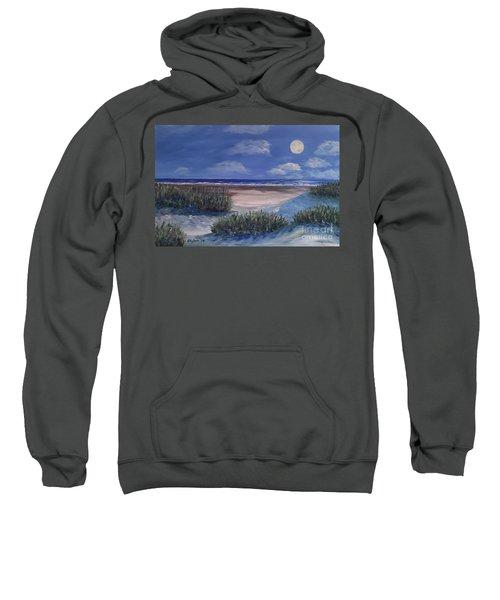 Evening Moon Sweatshirt