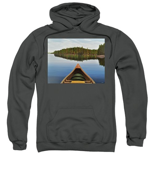 Evening Paddle  Sweatshirt