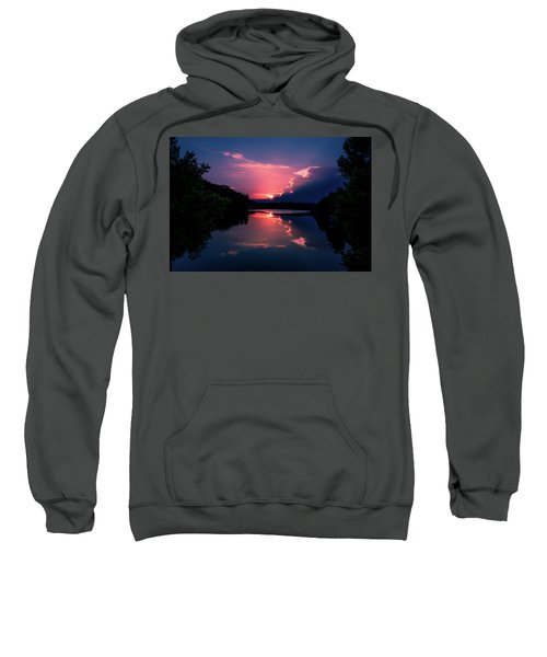 Evening Reflection Sweatshirt