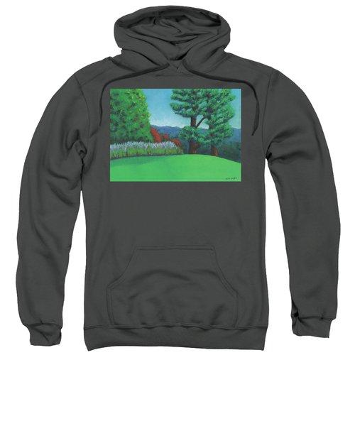 Ever Green Sweatshirt