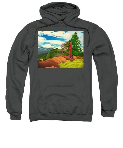 Evergreen Overlook Sweatshirt
