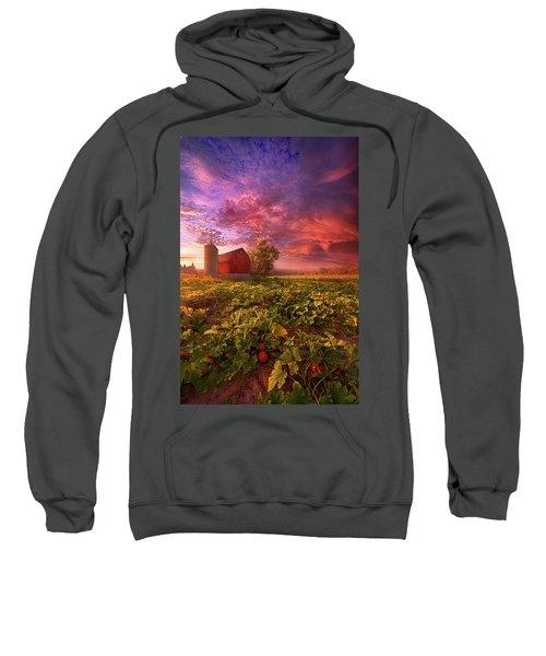 Every Dark Night Turns Into Day Sweatshirt