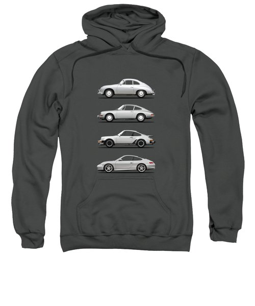 Evolution Of The 911 Sweatshirt