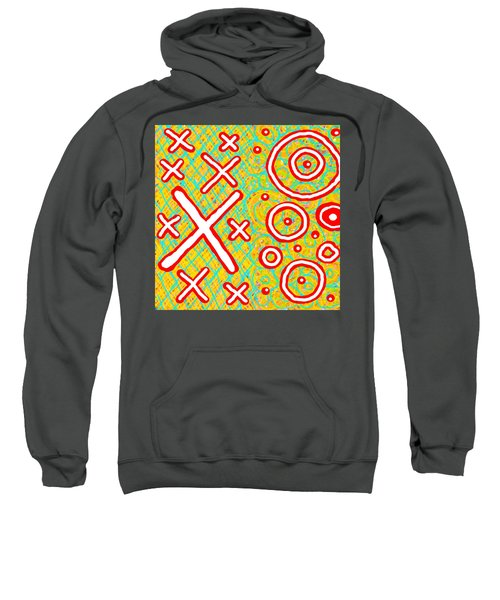 Exes And Ohs Sweatshirt