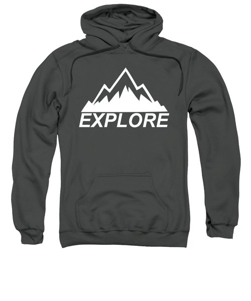 Explore Mountain Sweatshirt