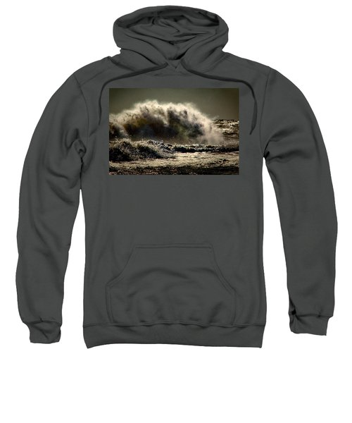 Explosion In The Ocean Sweatshirt