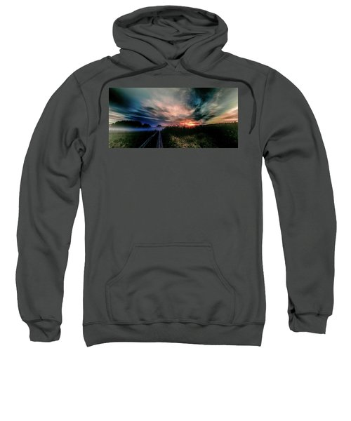 Explosive Morning #h0 Sweatshirt