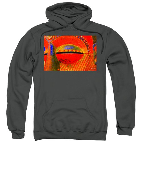 Eye C U Sweatshirt