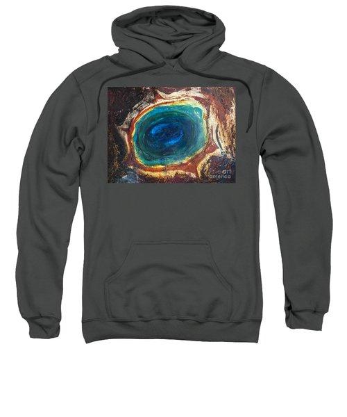 Eye Into The Earth Sweatshirt