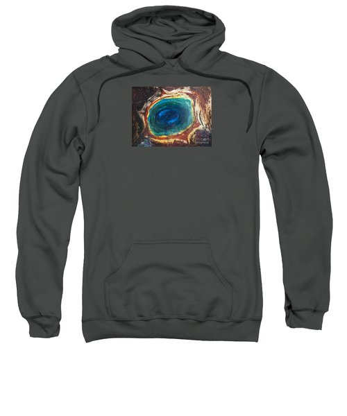Eye Into The Earth Sweatshirt