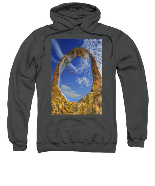 Eye Of Odin Sweatshirt