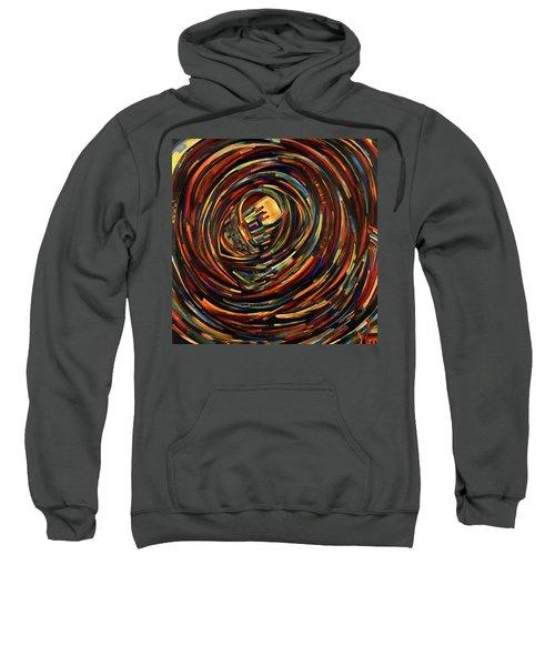 Eye Of The Cosmos Sweatshirt