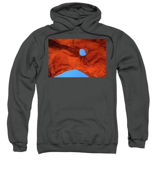 Eye Of The Eagle Sweatshirt