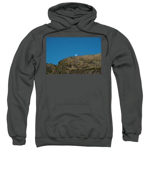 Eye Of The Mountain Sweatshirt