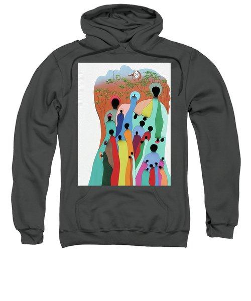 Eye Of The Spirit Sweatshirt