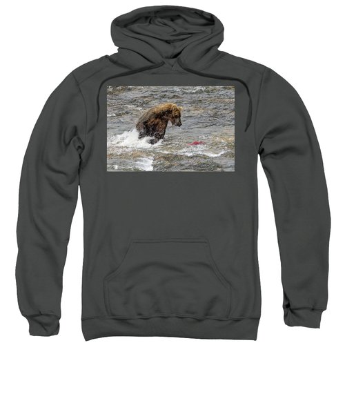 Eye On The Sockeye Sweatshirt