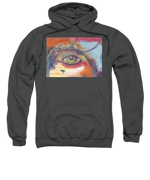 Eye See A Bird Sweatshirt
