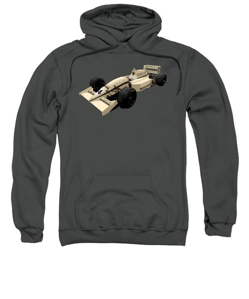 F1 B Racer Art Sweatshirt