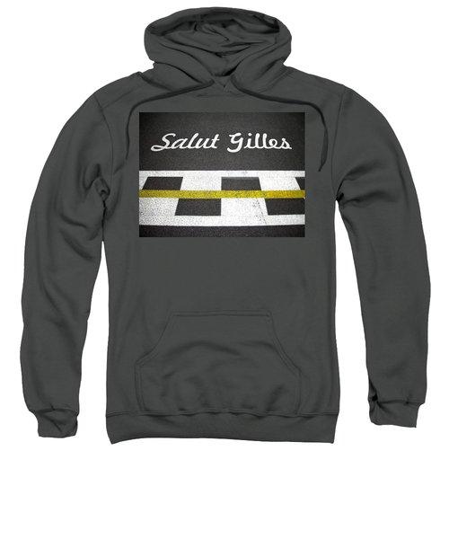 F1 Circuit Gilles Villeneuve - Montreal Sweatshirt