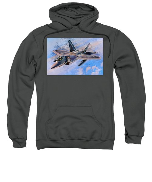 F22 Raptor Sweatshirt