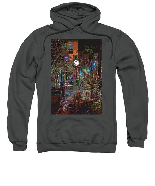 Face Of Color Sweatshirt