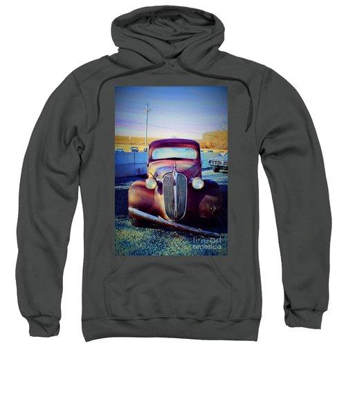 Facelift Wanted Car Sweatshirt