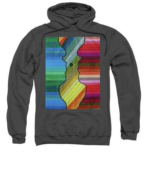 Faces Of Pride Sweatshirt