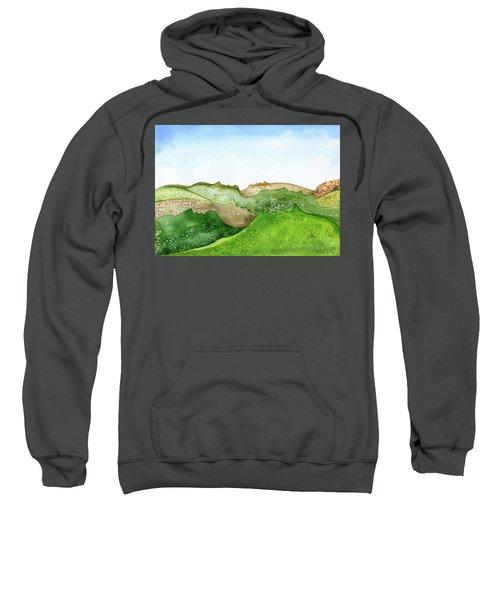 Facescape 1 Sweatshirt