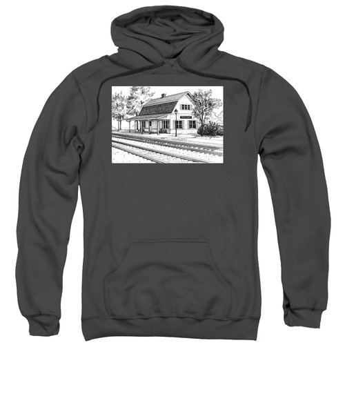 Fairview Ave Train Station Sweatshirt