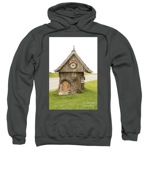 Fairy House In Vermont Sweatshirt