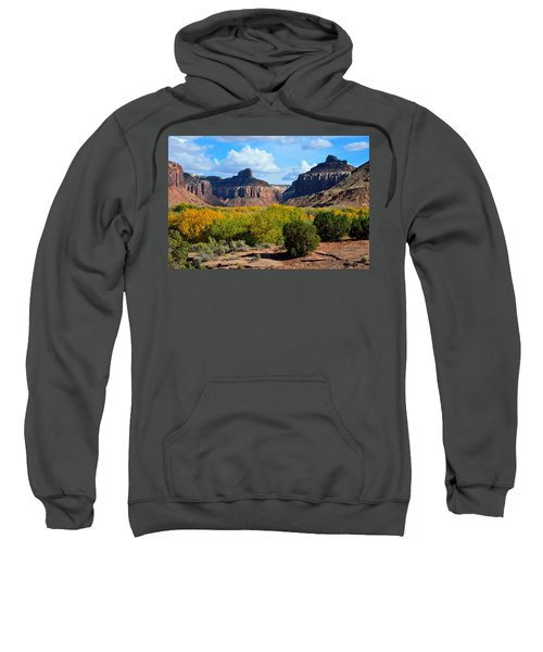Fall At Indian Creek Sweatshirt