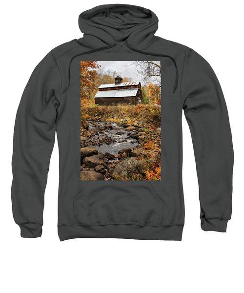 Fall Barn  Sweatshirt