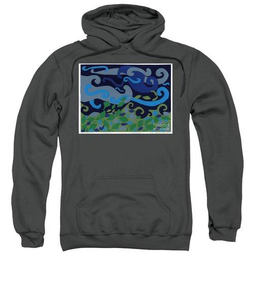 Fall Collage  Sweatshirt