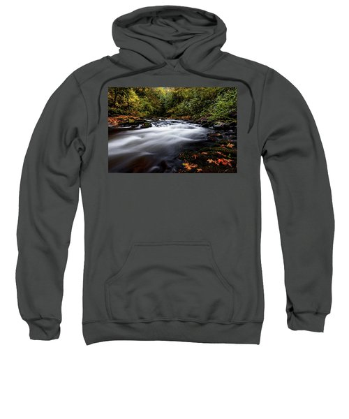 Fall Color At Cedar Creek Sweatshirt