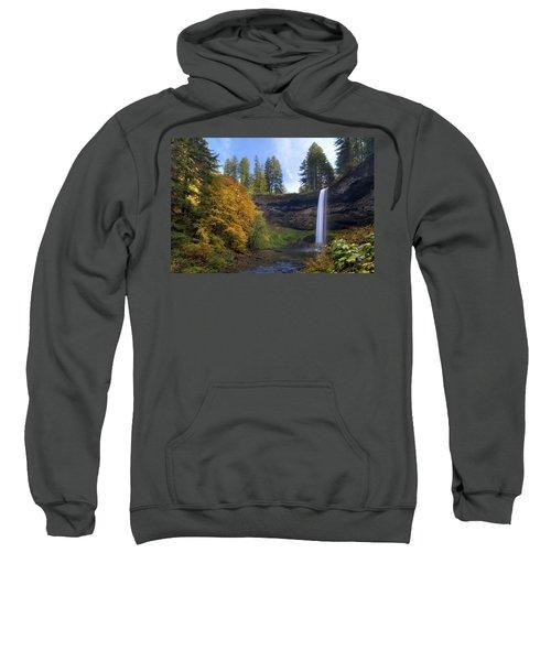 Fall Colors At South Falls Sweatshirt