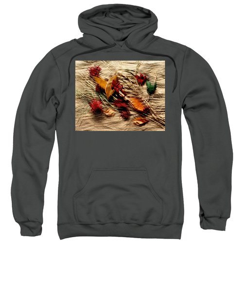 Fall Foliage Still Life Sweatshirt