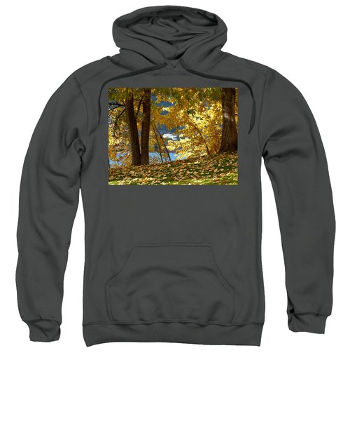Fall In Kaloya Park 3 Sweatshirt