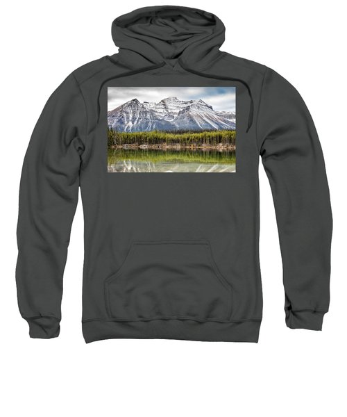 Fall In The Canadian Rockies Sweatshirt