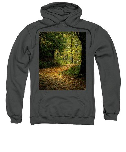 Fall Is Just Around The Corner Sweatshirt