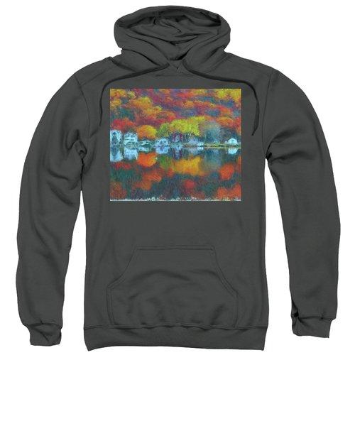 Fall Lake Sweatshirt