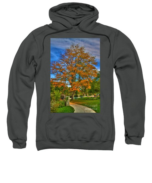 Fall On The Walk Sweatshirt