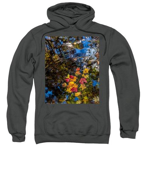 Fall Reflection - Pisgah National Forest Sweatshirt