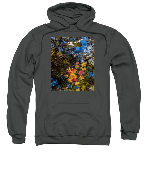 Fall Reflection - Pisgah National Forest Sweatshirt