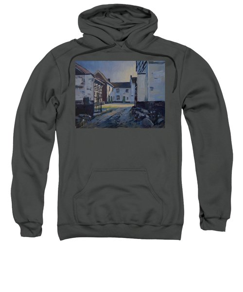 Fall Sumbeam Over The Woskoul Sweatshirt