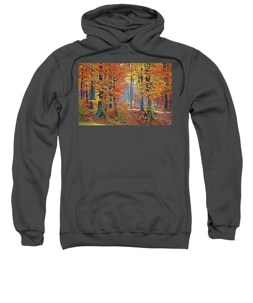 Fall Woods Sweatshirt